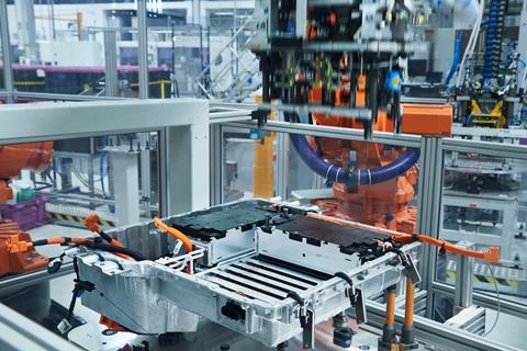 Bmw Dingolfing Article Automotive Manufacturing Solutions